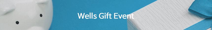 원 웰스 고객감사 Gift Event